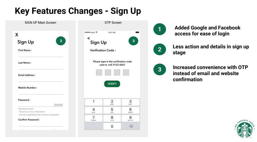 Starbucks Singapore App Redesigned 21 - باز طراحی محصول استارباکس سنگاپور – قسمت دوم