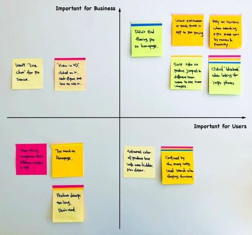 تحلیل تجربه کاربری اپلیکیشن houzz دکوراسیون و طراحی منزل در آکادمی محصول - مشاوره و مدیریت محصول و اسکرام